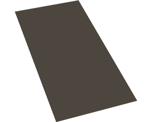 Polypropylene homopolymer sheet, 3mm, terra