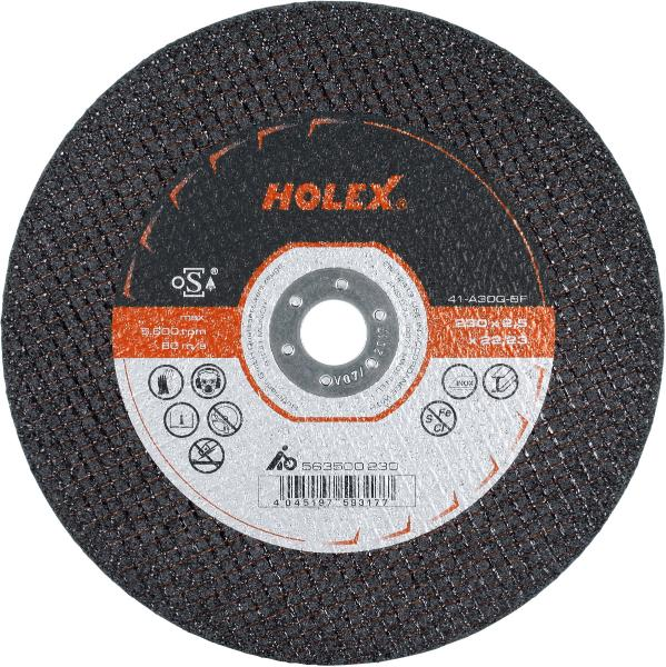 "Cutting disc ""2 in 1"" 230 mm"