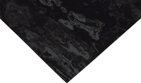 EVA foam material, 2mm, black