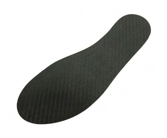 Carbon foot plate, 22cm, left